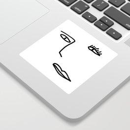 Ambiguity Sticker