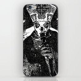 Papa Emeritus III iPhone Skin