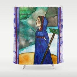 Morgiana Shower Curtain