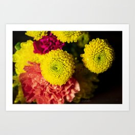 Floral Untitled .08 Art Print