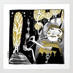FARF Art Print