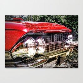 Cadillac 1962 Canvas Print