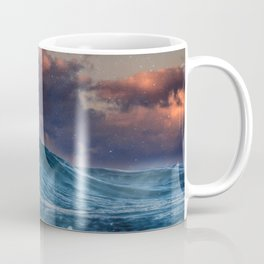Cosmic Wave Coffee Mug