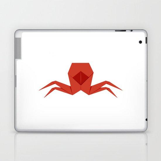 Origami Crab Laptop & iPad Skin