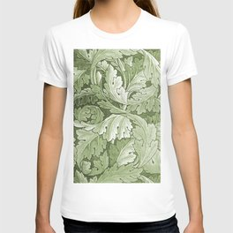 Celery Green Acanthus Plant T-shirt