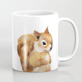 Little Squirrel Coffee Mug