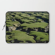 MOSSY ROCKS Laptop Sleeve