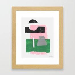 Avalon II Framed Art Print