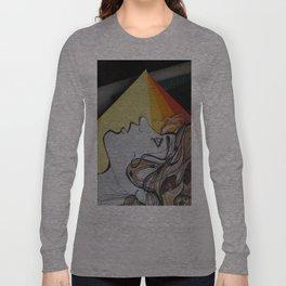 Starving Teapots Logo- Girl Long Sleeve T-shirt