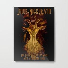 Niggurath Metal Print