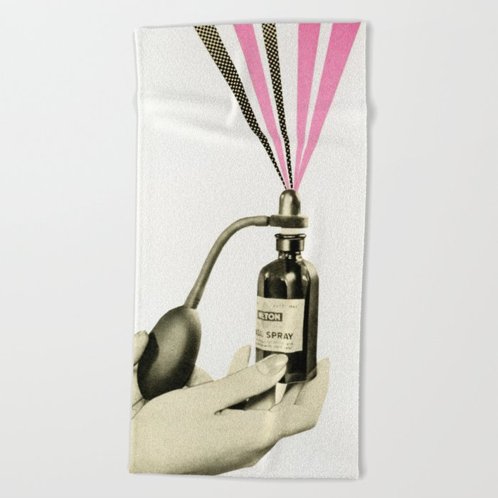 Scents of Smell Beach Towel