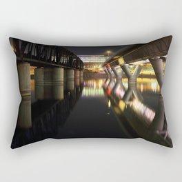 Bridges Rectangular Pillow