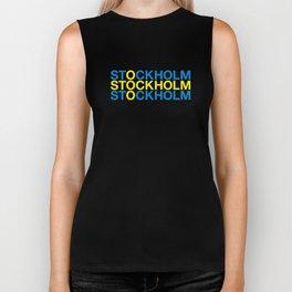 STOCKHOLM Biker Tank