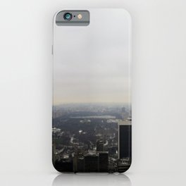 Fifty Shades of grey NYC iPhone Case