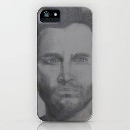 Tyler Hoechlin iPhone Case