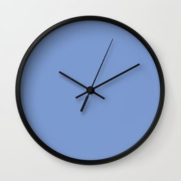 Cool Caddy ~ Light Blue Wall Clock