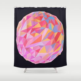 Polyglobe Shower Curtain