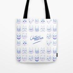 Chatons moches (Ugly Kitties) Tote Bag