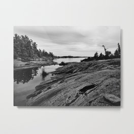 The Massasauga Park Metal Print