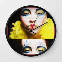 Arts and Pharts Graphic Arts  Wall Clock