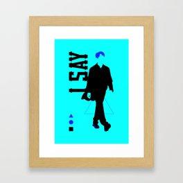 SHINee - I Say Framed Art Print