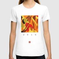 spice T-shirts featuring pumpkin spice by David Mark Lane