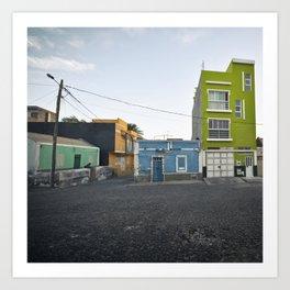 Porto Novo Art Print
