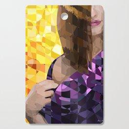 Glamour Cutting Board