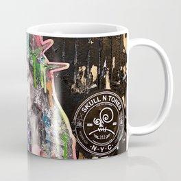 Rehab Amy Graffiti in New York City Coffee Mug