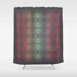 net-knots Shower Curtain