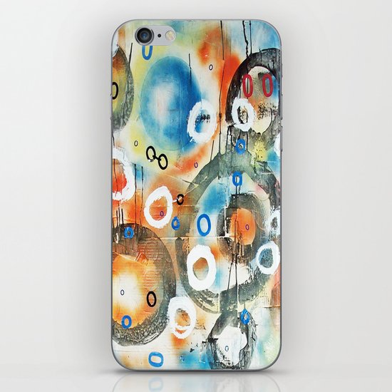 UNTITLED4 iPhone & iPod Skin