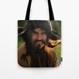 There is an Inn, a Merry Old Inn Tote Bag