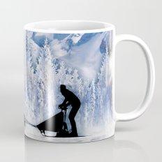 Dogsledding Mug