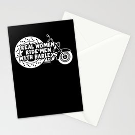 Motorcycle Biker Racing Motorbike Motorcyclist Stationery Cards