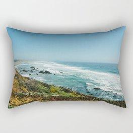 Jenner, California Rectangular Pillow