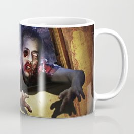 Z Attack! Coffee Mug
