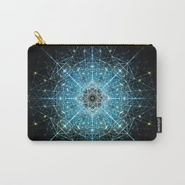Dimensional Tensegrity Carry-All Pouch