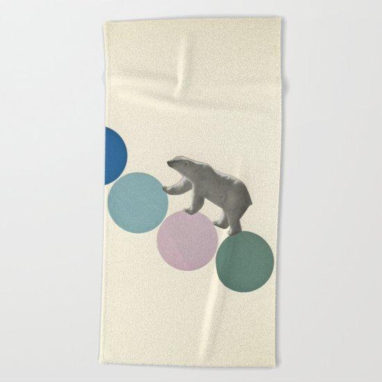 High Climber Beach Towel
