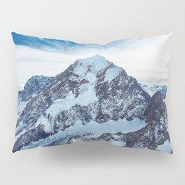 Mount Cook New Zealand Ultra HD Pillow Sham