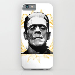 If I Cannot Inspire Love, I Will Cause Fear!   Frankenstein iPhone Case