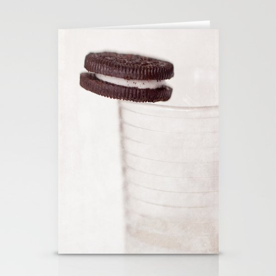 Balanced Diet Stationery Cards