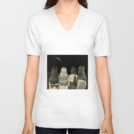 Seance For the Four Corners of the Earth Unisex V-Neck