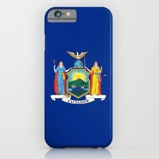 flag state of new york,america,usa,Empire State,big apple,New Yorker,Albany,Broadway,Manhattan,Bronx Slim Case iPhone 6s