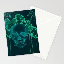 Skull jungle Stationery Cards