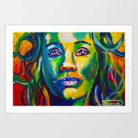 Enchant Art Print