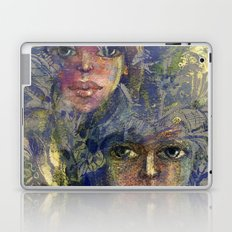 Sisters. Laptop & iPad Skin