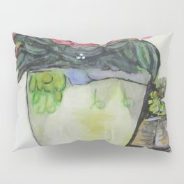 Kimberly's Castellabate Flower Pot Pillow Sham