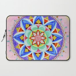 'We Are One' Mandala Laptop Sleeve