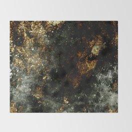 Abstract XXIII Throw Blanket
