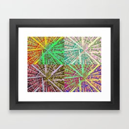 Try To Remember To Forget Framed Art Print
